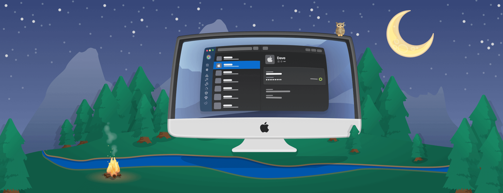 1Password 7.2 for Mac: Welcome to the dark side