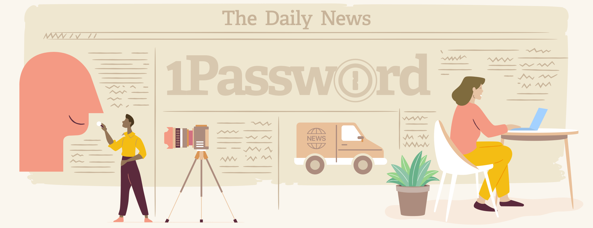World Press Freedom Day: 1Password for Journalism